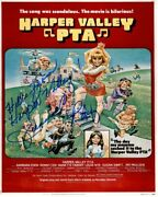 Jeannie C. Riley Signed Autographed Harper Valley Pta Photo Great Content
