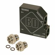 Bd-power Transmission Cooler Bypass Block For 2013-2019 6.7 Cummins 68rfe As69rc