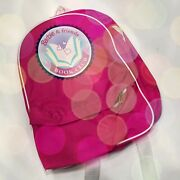 Vintage 1990s Barbie Mini Backpack Bookclub Babe Hipster Euc Collector