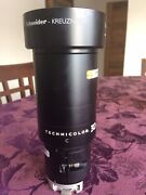 Schneider Integrated 3d Variable Zoom Lens Technicolor/ 35 Mm Film Projection