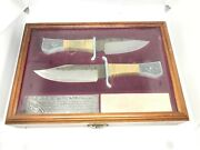 The American Frontiersman Commemorative Knife Collection No.0051