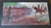 Mort Kunstler - Pickettand039s Charge Canvas - Collectible Civil War Giclee - A/p