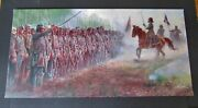 Mort Kunstler - Pickett's Charge Canvas - Collectible Civil War Giclee - A/p