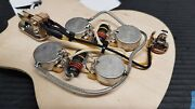 Carparelli Pre Wired Gibson Cts Pots, Emerson Bumble Bee Sg Wiring Harness 50's