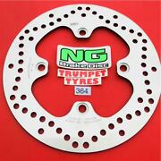 Honda 250 Forza X Nss Xe Nss 05 06 07 Ng Front Brake Disc Oe Quality Upgrade 364