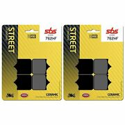 Benelli Bx 449 Supermotard 08 On Sbs Front Brake Pads Ceramic Set Oe Quality