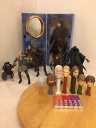 Lord Of The Rings Lot 7 Vinyls 7 Pez
