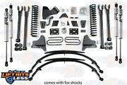 Bds Suspension 1500h 8 4-link Lift Kit For 2011-2016 Ford F-250/f-350 Sd 4wd