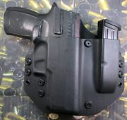 Hunt Ready Holsters Sig P320 Compact Owb Holster With Extra Mag Carrier
