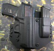 Hunt Ready Holsters Sig P229/229 Legion Owb Holster With Extra Mag Carrier