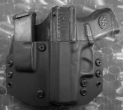 Hunt Ready Holsters Lh Glock 43 Owb Holster With Extra Mag Carrier