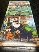 Lot Of 2 Shermanand039s Lagoon Collections. Books By Jim Toomey.