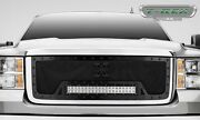 T-rex Grille Grills 6312091-br Black Torch Series Led Light Grille Grill