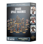 Warhammer 40.000 Chaos Space Marines Start Collecting 70-40