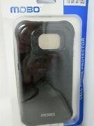Mobo Cell Phone Protector Black Galaxys6/g920 New