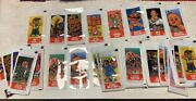 Garbage Pail Kids Wax Gum Wrappers Rare Collection Lot