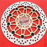 Ural 750 Ranger 2wd With Sidecar 11 - 17 Ng Front Brake Disc Quality Upgrade 404