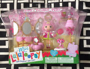 Mini Lalaloopsy Jeweland039s Primpinand039 Party Playset Retired