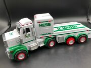 Hess Transport Truck Toy 2013 With Working Lights And Sounds