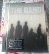 The Band,a Musical History,5cd/1dvd,ltd Edt, Immaculate,hardback 108pg Book Set
