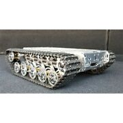 Rc Tank Chassis Metal Tracked Robot Smart Wifi Robot Car Shock Absorption Tzt-
