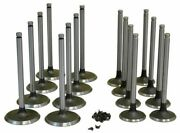 Dodge/plymouth 361 383 413 440 2.08/1.6 Intake Exhaust Valves/16 W/seats+guides