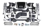 Bds 6.5 Lift Kit With Fox 2.0 Series Shocks For 2020 Chevy/gmc 2500hd/3500hd