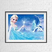 Disney Pixar Frozen Animation Poster Picture Print Sizes A5 To A0 New