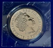 Great Britain / 2011 2andpound Pounds 1 Oz Silver Sealed - Unc