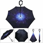 Sale Double Layer Inverted Umbrella Cars Reverse Open Folding G4 Free