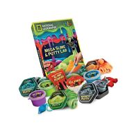 National Geographic Mega Slime Kit And Putty Lab - 4 Types Of Amazing Slime For...