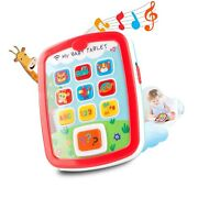 Histoye Baby Learning Toys Tablets For 1 + Year Oldtoddlers Educational Toys...