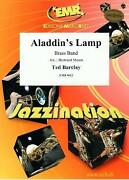 Aladdin's Lamp Tv-film-musical-show Brass Band Music Set Score And Parts
