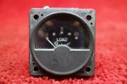 Aircraft Instruments And Development 12b100-1 Lighted Loadmeter 27v Pn 96-384053-1