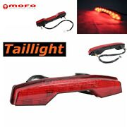 Motorcycle Red Rear Tail Brake Led Light Tail Lamp Assembly For Suzuki Ltr450andrsquos