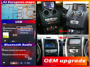 Oem Upgrade Navigation And Audio System In Nissan X-trail T31 Qashqai J10