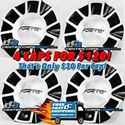 Four C-254-2al C-254-2 S1050-f64mb Forte Wheels Center Cap New Buy Four And Ave