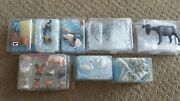 Lot Of 8 Just Plain Folks G Scale People Farmer And Animals