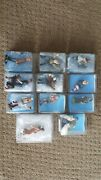 Lot Of 11 Just Plain Folks G Scale People Townspeople, Native American, Police