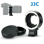 Auto Focus Lens Adapter For Canon Ef Ef-s Lens To Eos R Rp R5 R6 Rf Mount Camera