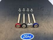 1967-1972 Ford F100 Custom Inner Fender Support Bolt Kit With/without F100 Logo