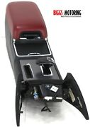 2011-2014 Dodge Charger Floor Center Console W/ Shifter Storage And Cup Holder