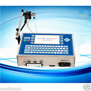 New Chinese Industrial Date Code Inkjet Printers For Plastic Bottle Ss