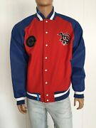 Lrg Lifted Research Group Stay Dripping Letterman Jacket Size L