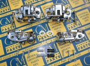 1961-1964 Gm Convertible Top Latches And Visor Supports Kit With Hardware