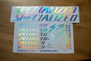Specialized Sl-6 Tarmac Decals Stickers 12 Options-colors On Your Choice