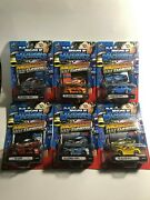 Muscle Machines Muscle Tuner Signature Series 164 Release A 6 Complete Set