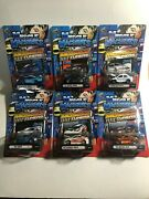 Muscle Machines Muscle Tuner Signature Series 164 Release B 6 Complete Set
