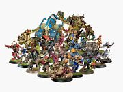 Blood Bowl - Star Players - Big Guys - Special Characters - Forgeworld - Pup