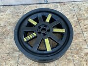 18 Inch 186 Spare Wheel And Tire Assembly Oem 2003 2004 Audi Rs6 C5 4.2l